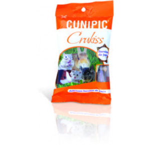 Snacks 4 fruits en granules - Crukiss - 150 g