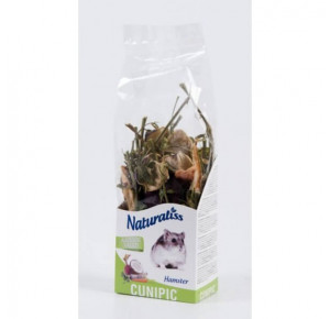 Hamsters Salade Naturelle 60 g - Friandise - NATURALISS