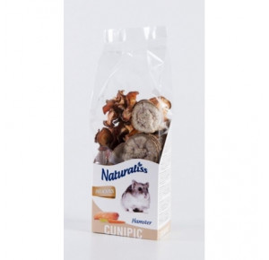 Hamsters Snack délicieux 60 g - Friandise - NATURALISS