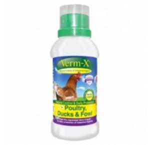 Verm-X Liquide Volailles 250ml