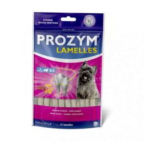 PROZYM LAMELLES XS (plus de 5 KG) - 15 lamelles