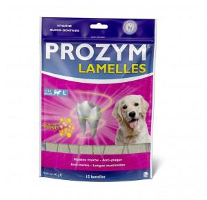 PROZYM LAMELLES XS (plus de 5 KG) MINI - 5 lamelles