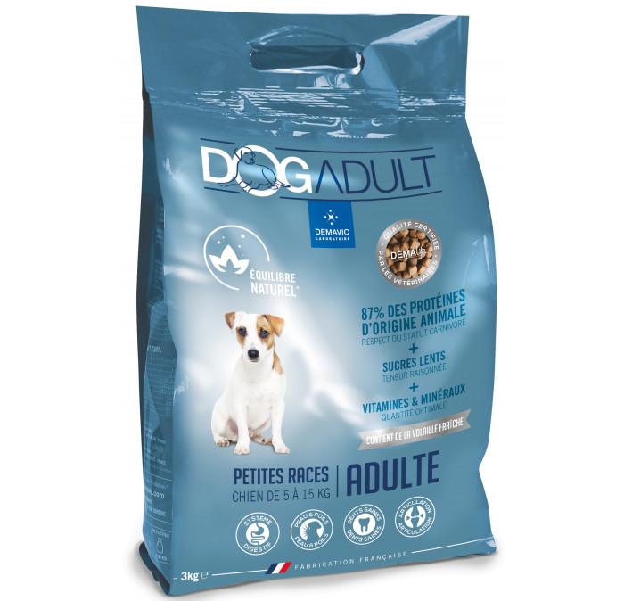 DOG ADULTE 5kg à 15kg