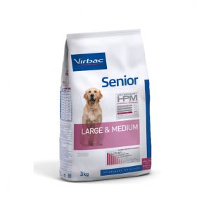 VET HPM DOG SENIOR M/L              12KG
