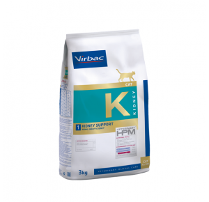 VET HPM CAT KIDNEY SUPPORT          3 KG