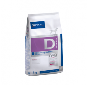 VET HPM DOG DERMATOLOGY        SAC 12 KG