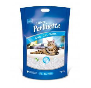 Litière Perlinette - Chats - 7,2kg