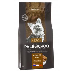 Paleocroq adulte 11kg PETITE RACE Sac de 2kg