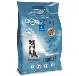 DOG ADULT 15kg à 25kg - sac...