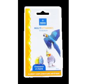 Multi-vitamines oiseaux - 30ml