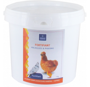 Fortifiant volaille et pigeon - 1kg