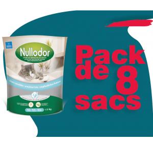 Pack 8 Sacs Nullodor...