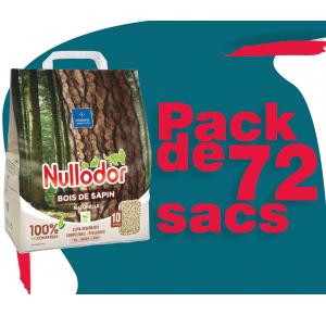 Pack de 72 sacs Nullodor...