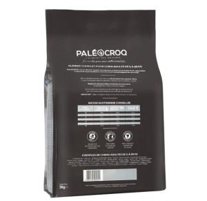Paleocroq adulte 11 à 25 kg RACE MOYENNE Sac de 3kgs ou 7,5kgs