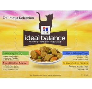 Hill's Ideal Balance Feline...