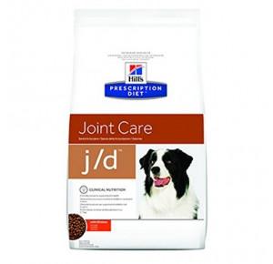 Hill's Prescription Diet Canine J/D Santé Articulaire Nourriture pour Chien Croquettes 2kg Poulet