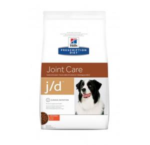 Hill's Prescription Diet Canine J/D Santé Articulaire Nourriture pour Chien Croquettes 5kg Poulet