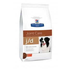 Hill's Prescription Diet Canine J/D Santé Articulaire Nourriture pour Chien Croquettes 12kg Poulet