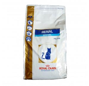 Veterinary Diet Cat Renal Special Sac de 4 kg