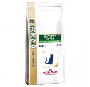 Veterinary Diet Cat Satiety Support Sac de 3,5 kg