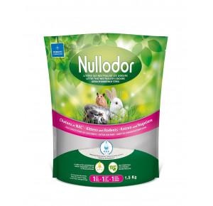 Nullodor Litière en Silice pour Chaton/NAC 1,5 kg