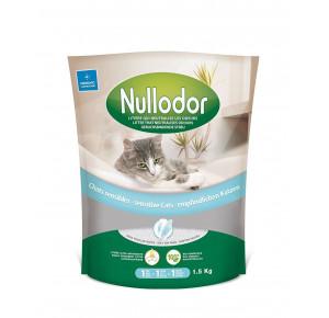 Nullodor Litière en Silice pour Chat Sensible 1,5 kg