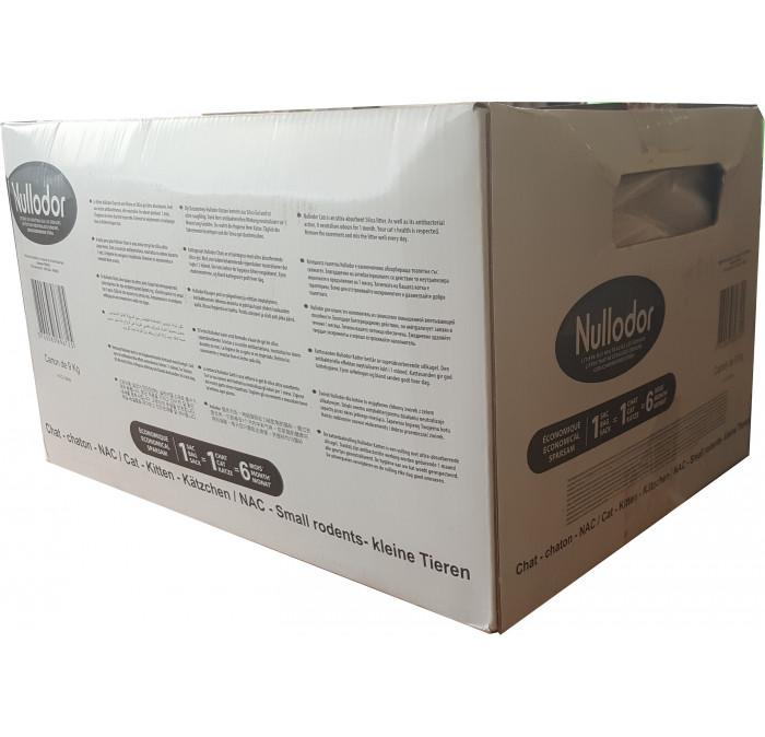 Nullodor Chatons NAC Carton de 9kg