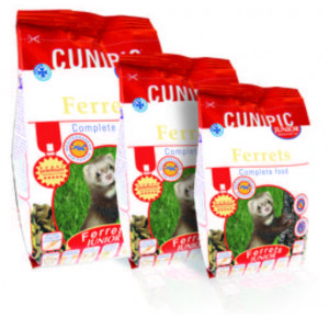 Furet junior 600 g - Cunipic PREMIUM